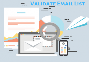 Email List Verification and Cleaning