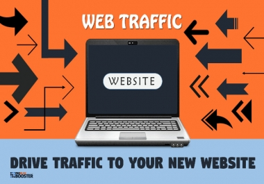 Drive 1000 PURE U.S / U.K / Canada/Australia ORGANIC Website Traffic