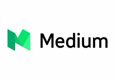Write And Publish Guest blog On Medium.com With SEO Backlinks