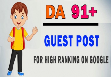 4 Guest post on High DA sites for Ranking on Google