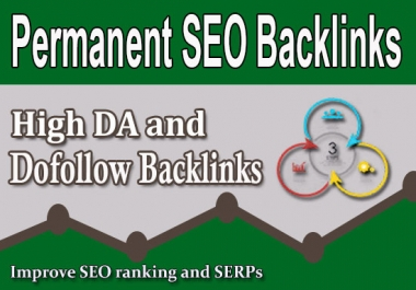 Manual 100 SEO Backlinks From 50+ 100 DA domains best SEO HELP fast indexing