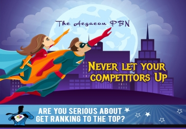 Beat your Competitors NOW with these POWERFULL High DA PA PBNs