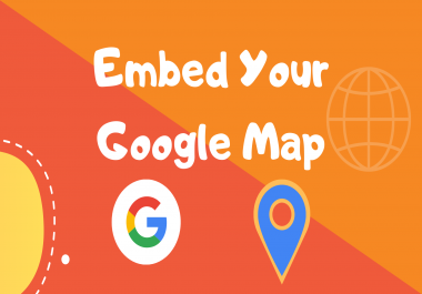 Embed Your Google Map In 3000 Web 2.0 Sites For Local SEO