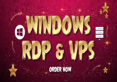 I will provide usa uk germany australia india windows server rdp