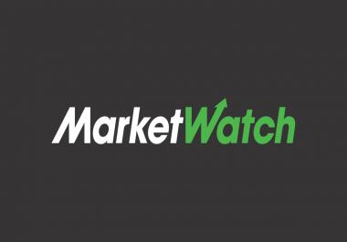 I will guest post on marketwatch da92 news site
