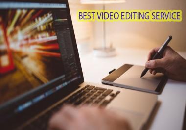 I Will Do Amazing Video Editing
