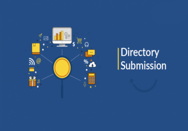 I will build directory submission up to 25 sites