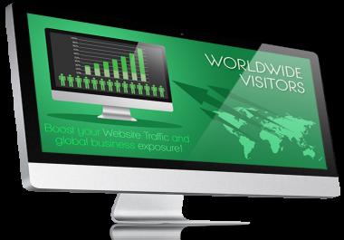 2 million worldwide traffic Promotion Boost SEO Website Traffic & Share Bookmarks Improve Ranking