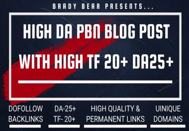 High Quality Dofollow PBN SEO Backlinks to Improve Google Ranking