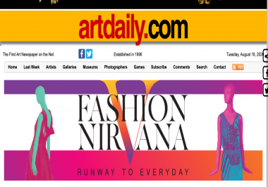 Write and Publish Premium GuestPost on Artdaily.com DA66, DR-77 and traffic 3.9K