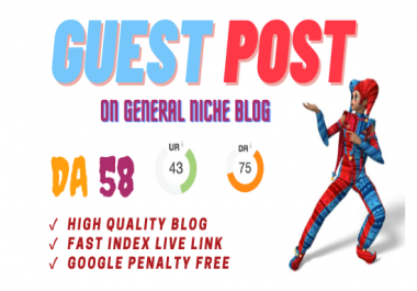 Guest Post on ventsmagazine.com google news approved DA58