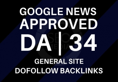 Guest Post On My DA34 Google News Approved Website