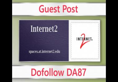 Guest post on Internet2 EDU - spaces.at.internet2.edu - DA87
