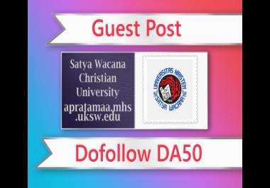Guest post on Satya Wacana (UKSW) EDU - .mhs.uksw.edu - DA50