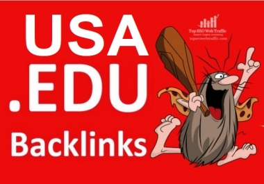 Build 10+ USA Based EDU. GOV Authority Backlinks for Boost Your Google Ranking