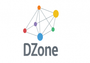 Publish a guest post on Tech Site Dzone.com DA82, PA73, PR6