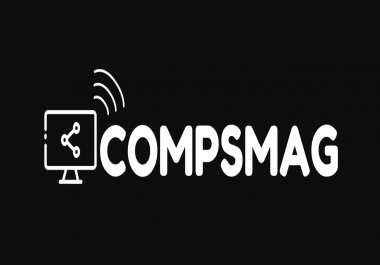 Guest Blog on tech news Site compsmag.com with DF Backlink