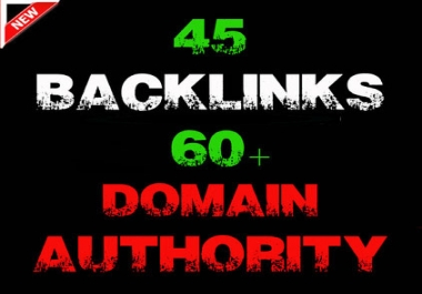 Top 45 PR9 Backlinks from High DA90+ - Skyrocket your Google RANKINGS