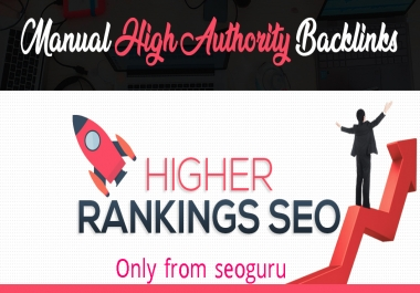 Latest And Manually Done 2019 Back-links Package To Improve Your Ranking Toward Page #1