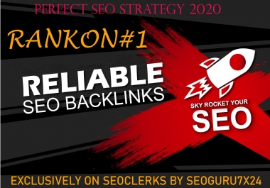 I Will Do Manual AUTHORITY 10 Step Seo Link Building Service-Skyrocket Your Google Ranking