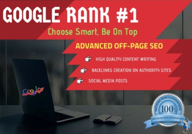 I will Manually Do 2020 Backlinks Package To Improve Your Ranking Toward Page #1