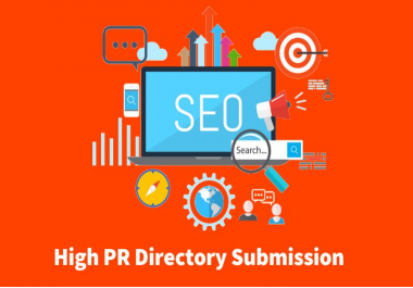 Submit Your website information manually in more than 75 directory submission sites