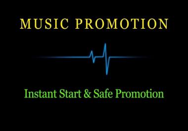 I'll Do Professionally Music Promotion