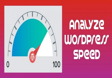 Analyze the Loading Speed of WordPress Website