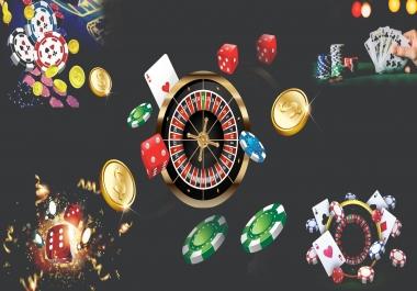 Thailand ,Indonesia & Korean-950-Unique PBN Posts, Poker, Gambling, Casino, Sports & Betting Site