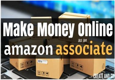 Affiliate Amazon Responsive WordPress Website With Adsense, High Quality Design.