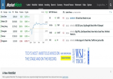 Write and Publish A Guest Post On Marketwatch DA93 News Site