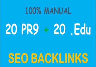 Do 20 Pr9 - 80+ DA High Quality SEO Domain Authority