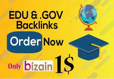 Manually 15 Edu,Gov High Trust Authority Safe SEO Link Building Backlinks