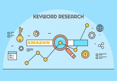 The Master classic amazon keyword research with competitor analysis