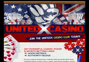 Do 100 Casino, Gambling, Poker Dofollow Blog Comment Backlinks High Da Pa