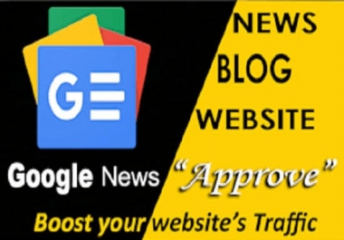 I Will do Guest Post DR 30 On My Google news approval website