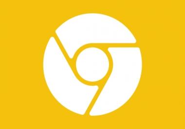 Chrome Extension Development Service