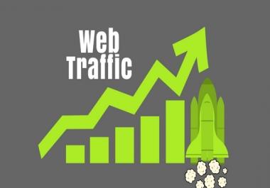 100,000 WORLDWIDE USA UNLIMITED TARGED REAL Google Analytics Traffic Help To Google Rank