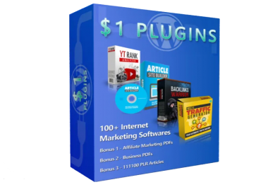 100+ Ready To Use Internet Marketing Softwares (with Private Label Right)