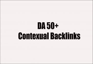 10 High DA-PA 60-40 Index-able Contextual Back-links
