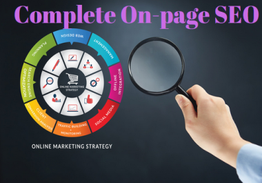 Complete Onpage SEO Shopify Wordpress SEO