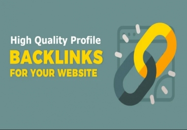 60+ High Quality Dofollow Backlinks For Your Website