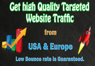 Get 5,000 Europe web traffic with Ad-sense safe