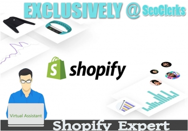 Your Shopify Virtual Assistant For Shopify Dropshipping