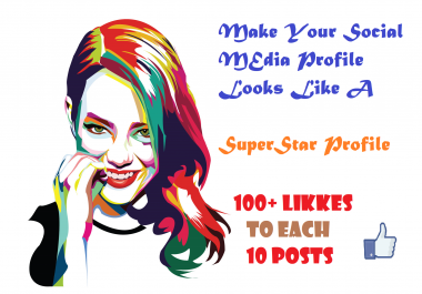 1000+ High Quality Social Pictures Promotion