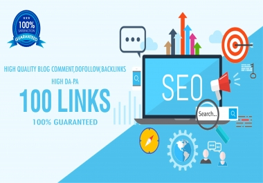 Do 100 Low Obl High Da Dofollow Backlinks for Blogcommenting