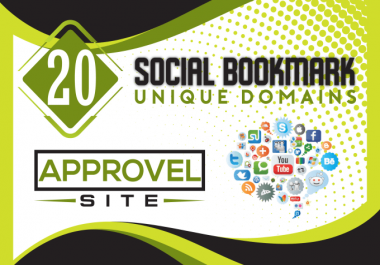 I can provide social bookmarking