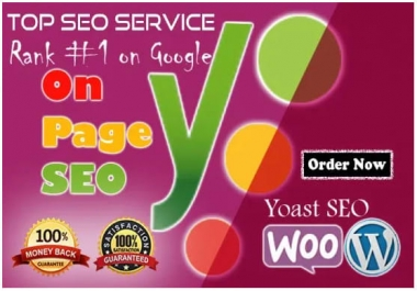 I will do onpage SEO with yoast premium in 24 hours