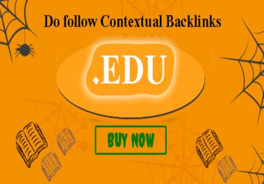 Edu Backlinks From USA Universities - Dofollow - Contextual