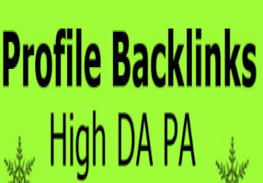 145+ Profile backlinks great for off page SEO ranking quality and contextual